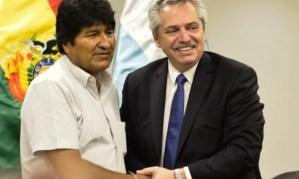 Perú abre su espacio aéreo a avión mexicano que buscará a Morales, confirma Alberto Fernández