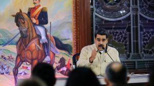 """La """"amenaza"""" de Maduro a Trump tras lo ocurrido en Bolivia (VIDEO)"""