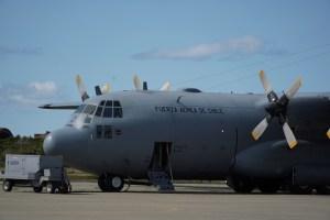Avión militar que cayó en Chile había tenido una emergencia hace tres años