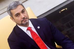 Mario Abdo: Paraguay ha brindado su apoyo al gobierno encargado de Juan Guaidó