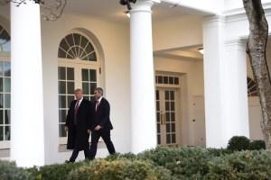 Venezuela y Bolivia fueron temas de interés durante la reunión entre Trump y Abdo Benítez