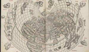 Revelan nuevos mapas con los apellidos más comunes en todos los países