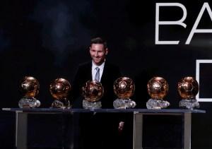 La prensa española se rinde al sexto Balón de Oro de Messi (Portadas)