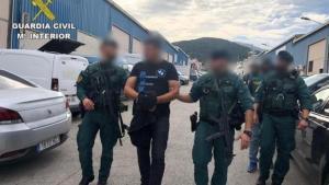 """Atraparon a """"El Señor del Puerto"""" un importante distribuidor de cocaína en España"""