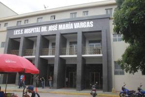 Paralizadas las intervenciones quirúrgicas en el Seguro de La Guaira