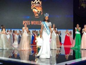 Jamaica se alza con la corona del Miss Mundo 2019 (Videos+Fotos)