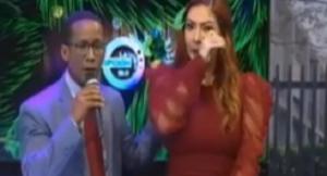 ¡Rompió en llanto! La Beba Rojas habla sobre la visa para venezolanos en República Dominicana (video)