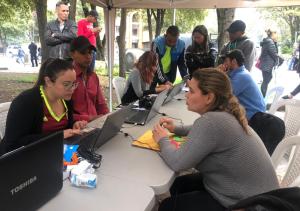 Embajada de Venezuela en Colombia atendió a más de 5 mil venezolanos en Bogotá