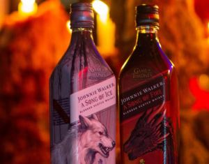"Johnnie Walker trae a Venezuela las dos últimas botellas coleccionables inspiradas en ""Game Of Thrones"" (FOTOS)"