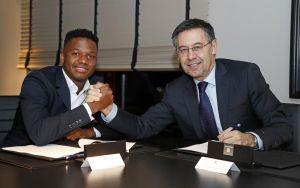 El Barça renueva a Ansu Fati y aumenta su cláusula de rescisión