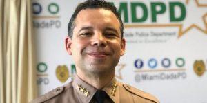 Nombran a Alfredo Ramírez nuevo director de la Policía de Miami-Dade