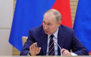 Putin asistirá a la conferencia de paz de Libia en Berlín