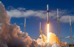SpaceX lanza el tercer lote de satélites Starlink