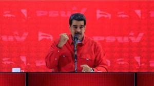 Maduro amenazó a Guaidó ante la preocupación que le genera su gira internacional (VIDEO)
