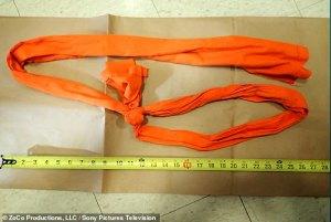 Las evidencias forenses que probarían que Jeffrey Epstein en realidad fue estrangulado (FOTOS)