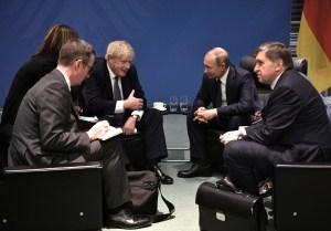 Johnson a Putin sobre caso Skrypal: No habrá normalización hasta que termine la desestabilización