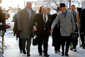 Fiscales comenzarán caso por violación contra Harvey Weinstein en tribunal de Nueva York