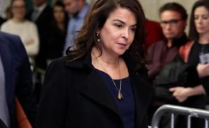 La actriz de Los Sopranos, Annabella Sciorra, denunció que Weinstein la violó