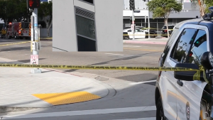Al menos dos heridos durante tiroteo en Hollywood