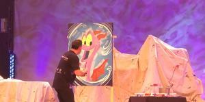 Pinceladas de color y sabor en el Festival de las Artes de Epcot