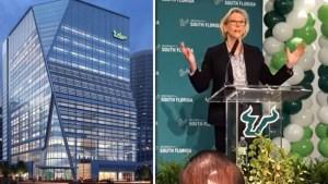 Inauguran nuevo recinto médico de USF en Tampa