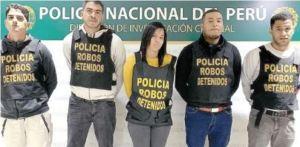 Yates, mansiones y mujeres: La lujosa vida de delincuentes venezolanos en Perú