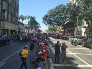 En imágenes: La marcha más escuálida de chavismo #23Ene