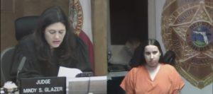 Joven de Miami acusada de maltratar físicamente a su bebé de 4 meses