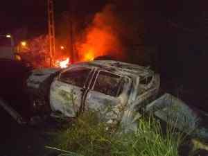 Delincuentes atacaron a tiros y lanzaron una granada a funcionarios de PoliCarabobo