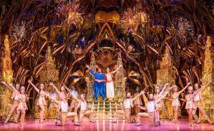 Vive la magia de 'Alladin the Musical' en el Broward Center