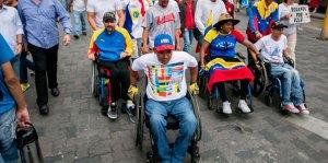 Discapacitados alertaron que sufren reiteradas discriminaciones en Venezuela (Video)