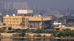Proyectiles impactaron la Zona Verde de Bagdad, donde se ubica la Embajada de EEUU