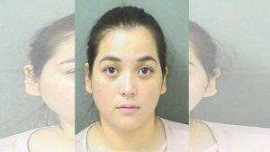 Una maestra de Florida acusada de romper una pierna a un niño de 3 años