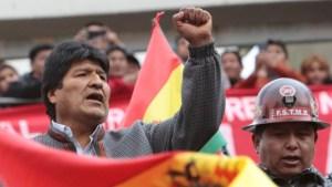 """Militares bolivianos revelaron que Evo consideró crear una milicia llamada """"Guardia Plurinacional"""""""