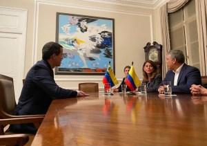 Guaidó: Vamos a consolidar el apoyo del mundo para lograr la libertad de Venezuela (Fotos y Video)