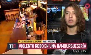 TANGANA: No se dejó robar porque los choros no mostraron pistolas  ¡Adivina la nacionalidad!
