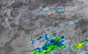 El estado del tiempo en Venezuela este martes #31Mar, según el Inameh