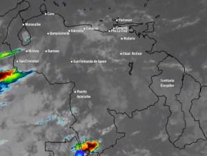 El estado del tiempo en Venezuela este miércoles #20Ene, según el Inameh