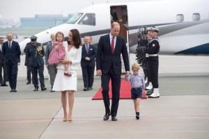 Kate Middleton reveló uno de los peores momentos que vivió como madre y esposa real