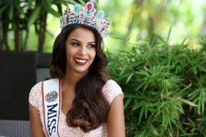 "Keysi Sayago ""borré la mala fama"" de Venezuela en el Miss Universo"