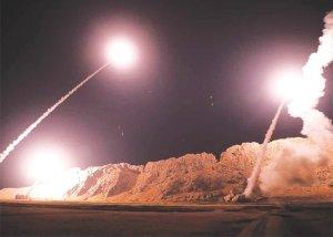 Revelaron que el ataque con misiles iraníes a bases militares de EEUU en Irak hirió a 11 soldados