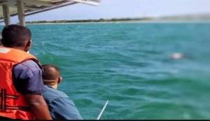 Niño pelotero murió ahogado en una playa de Puerto Cabello por fuerte oleaje