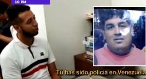 Expolicía venezolano ejecutó a un empresario tras llegar a Perú para convertirse en sicario