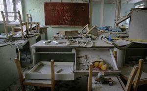Descubieron hongos ricos en melanina dentro de la planta nuclear de Chernóbil
