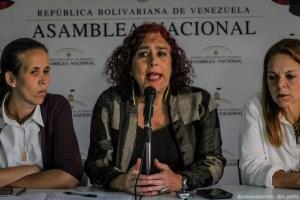 Tamara Adrián denuncia que la reintegración de Indira Alfonso al TSJ es inconstitucional