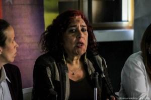 """Tamara Adrián tras arremetida contra VP: Continúa la preparación de la """"obra de teatro"""" y el fraude electoral"""