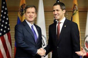 Guaidó se reunió con funcionarios del Usaid #6Feb (video)
