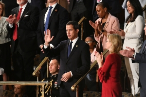 Analistas: La presencia de Guaidó en el Estado de la Nación es un espaldarazo y la guinda de su gira