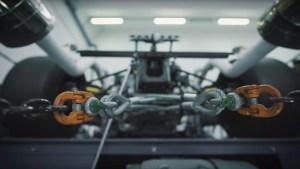 Lamborghini muestra cómo suena su nuevo poderoso motor V12 de 830 caballos (Video)