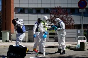 Madrid abre su segunda gran morgue para las víctimas del coronavirus